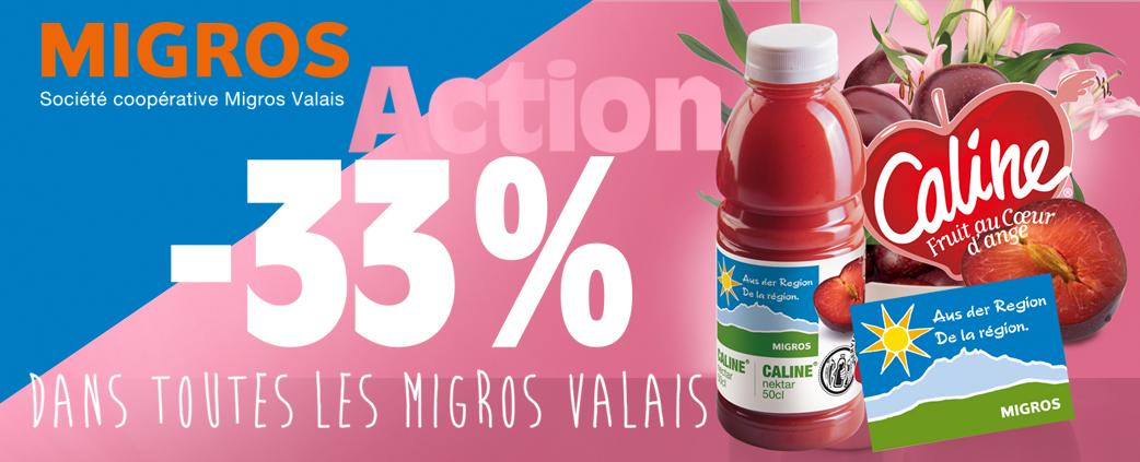 Migros -33%